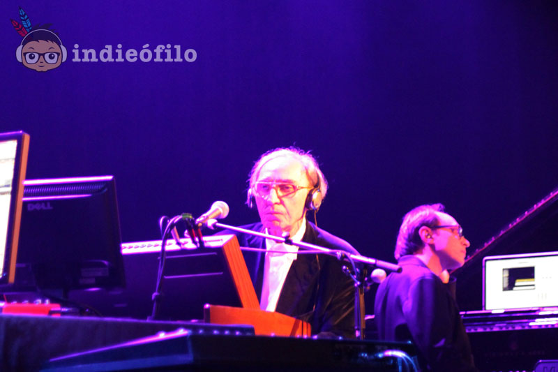 Franco Battiato - Melkweg Amsterdam 2015  (6)