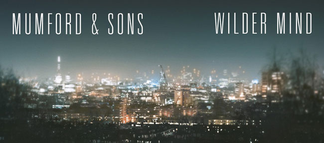 Mumford & Sons announce more news about their new album Wilder Mind