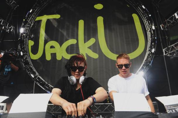 Skrillex y Diplo upload to Soundcloud their first album as Jack Ü