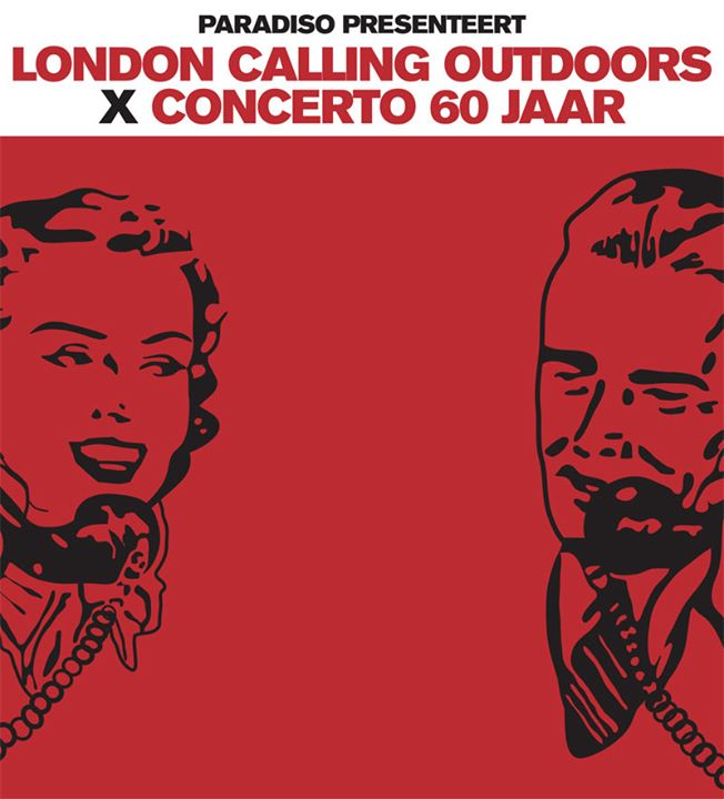 London Calling loves Concerto confirms Kate Boy, Ezra Furman or DMA's, among others