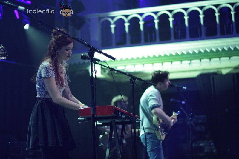 London Calling May 2014 – 9 de Mayo de 2014 (Paradiso – Amsterdam)