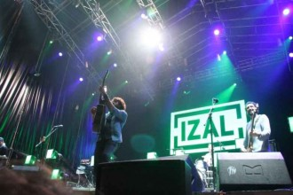 San San festival 2015 - Izal