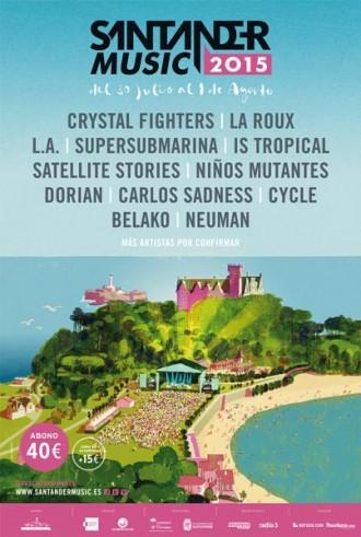 Santander Music 2015 - La Roux