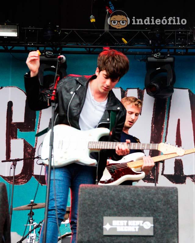 Circa Waves - Best Kept Secret Festival 2015 (3)