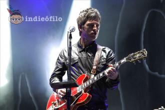 Noel Gallagher High Flying birds - Amsterdam 11 April 2016