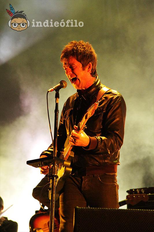 Noel Gallagher High Flying birds - Best Kept Secret Festival 2015 (4)