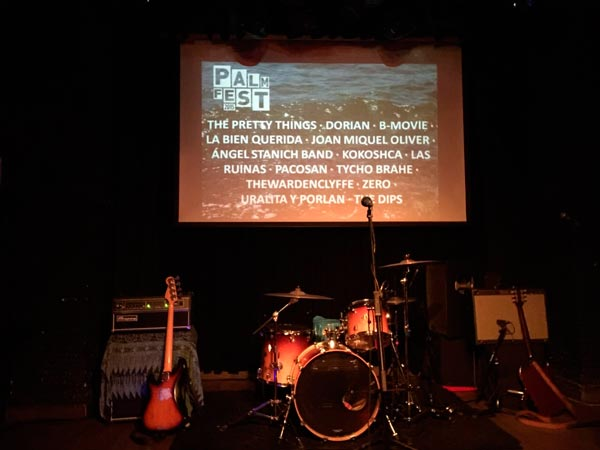 Palmfest 2015 Dorian