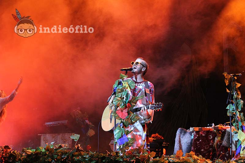 Crystal Fighters - FIB 2015
