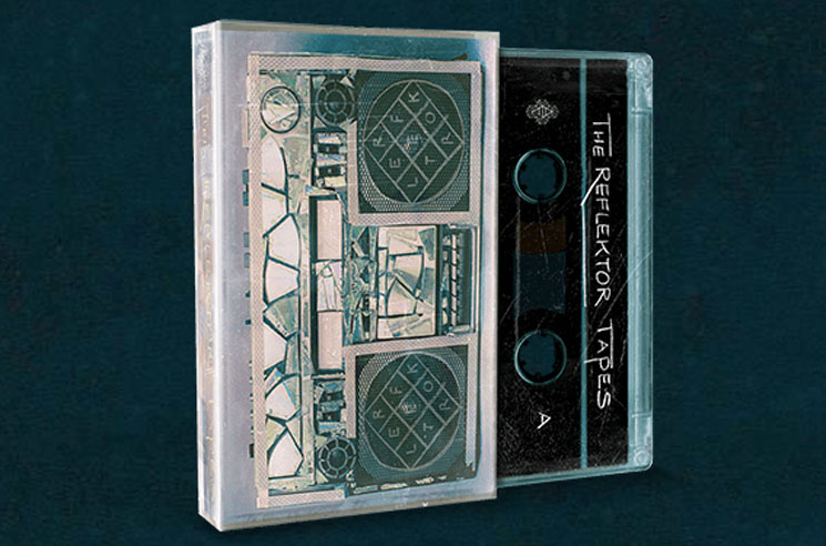 Arcade Fire announce Reflektor Deluxe Edition with six unreleased tracks