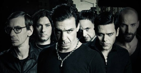 Rammstein, first name for Pinkpop 2016