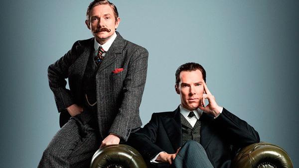 Nuevo trailer del especial de navidad de Sherlock