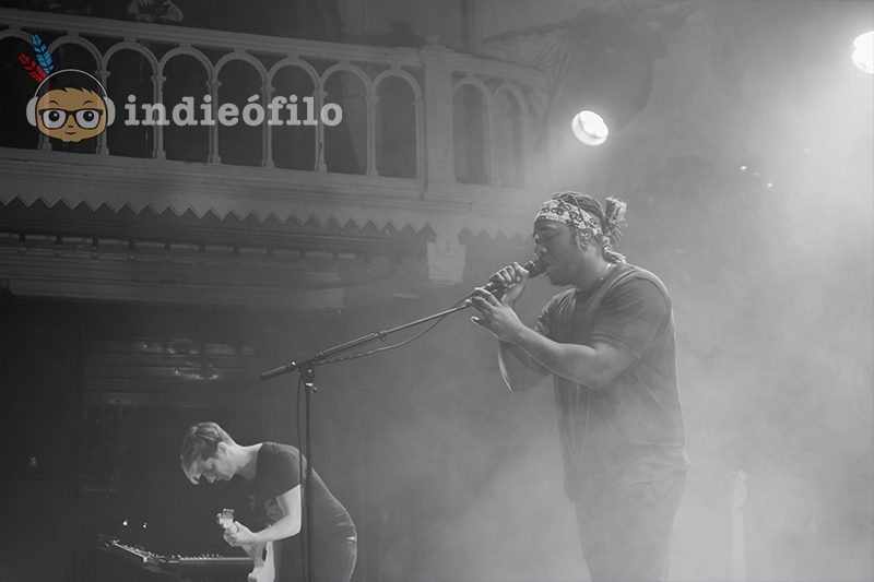 Bloc Party - 27th November 2015 Amsterdam (1)