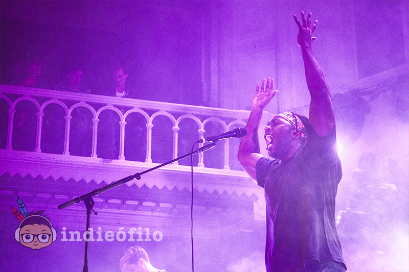 Bloc Party - 27th November 2015 Amsterdam (12)