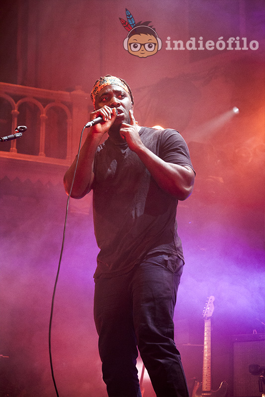 Bloc Party - 27th November 2015 Amsterdam (9)