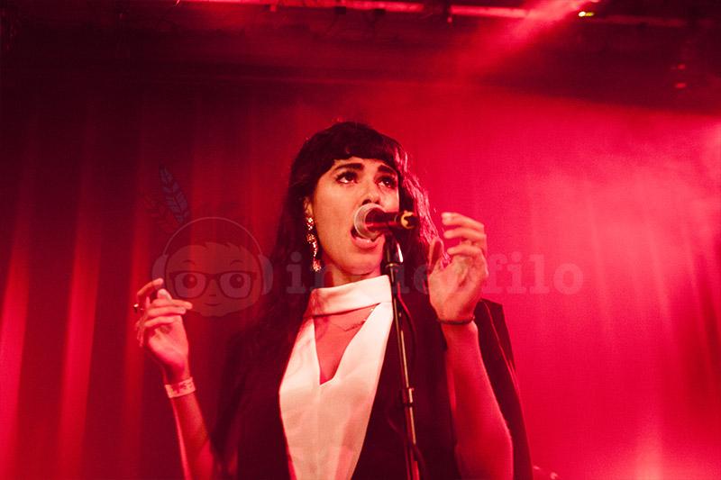Charlote OC - London Calling 2015 Amsterdam (1)