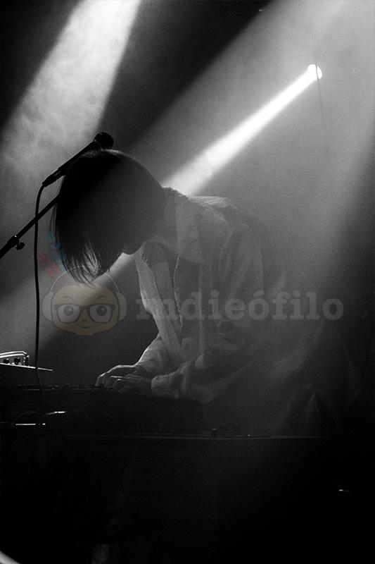 LA Priest - London Calling 2015 Amsterdam (2)