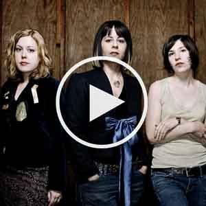 Sleater-Kinney video