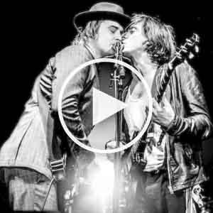 The Libertines video