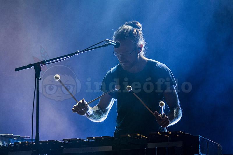 The Notwist - Cross-Linx Festival 2016 Amsterdam (6)