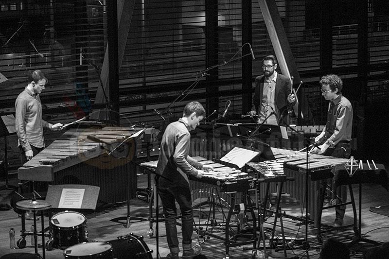 Third Coast Percussion - Cross-Linx Festival 2016 Amsterdam (1)