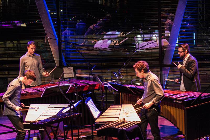 Third Coast Percussion - Cross-Linx Festival 2016 Amsterdam (6)