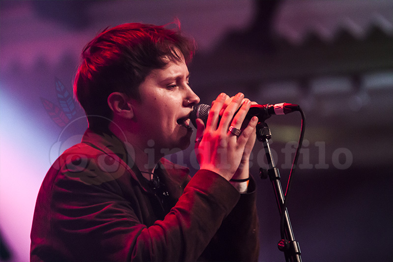 Nothing But Thieves - London Calling Amsterdam 2016