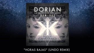 Dorian publican disco de remixes de La Velocidad del Vacio