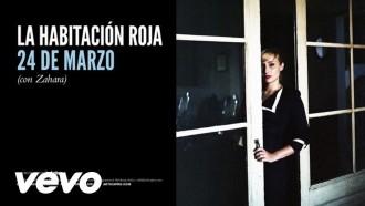 La Habitación Roja presentan su colaboración con Zahara