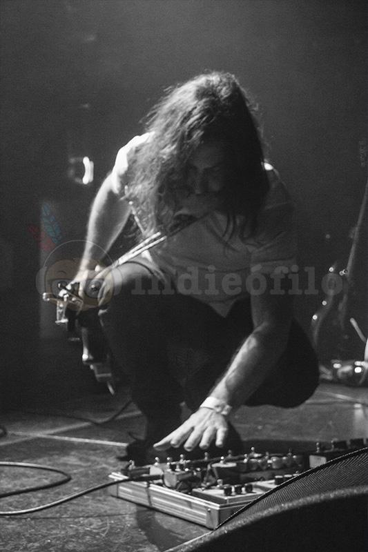 Black Mountain - Amsterdam 15th April 2016 Melkweg (3)