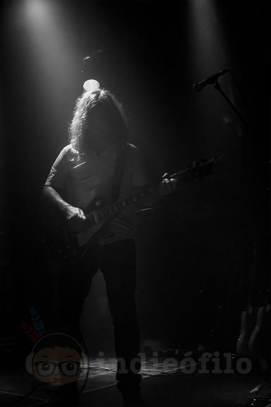 Black Mountain - Amsterdam 15th April 2016 Melkweg (6)
