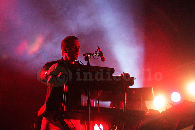 Hot Chip - Lowlands 2015 (3)