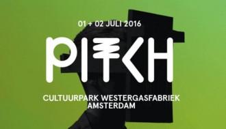 Pitch Festival 2016 - Final Lineup