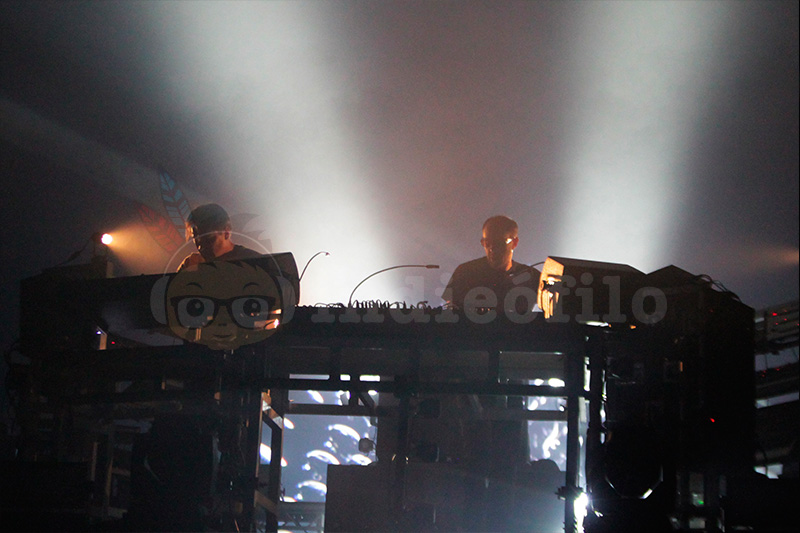 The Chemical Brothers - Lowlands 2015 (1)