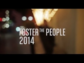 Foster The People back in 2014?