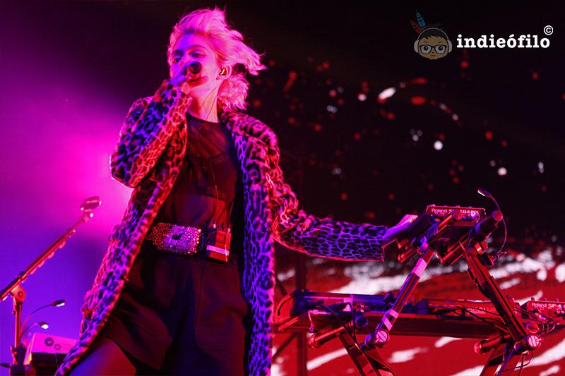 Grimes - Pitch Festival 2016 (4)