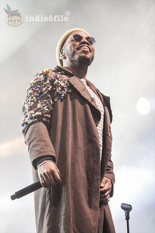 Pitch Festival 2016 - Anderson .Paak (2)