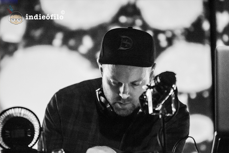 Pitch Festival 2016 - DJ Shadow