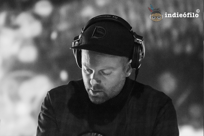 Pitch Festival 2016 - DJ Shadow (3)