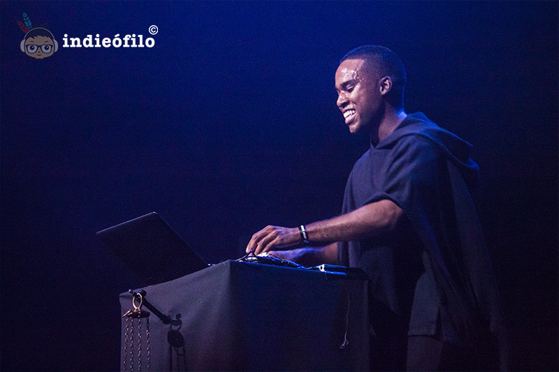 Pitch Festival 2016 - Lunice (1)
