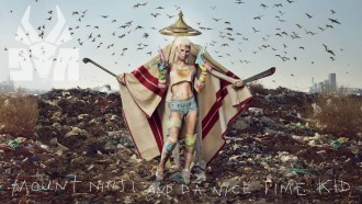 Die Antwoord premier new single Banana Brain