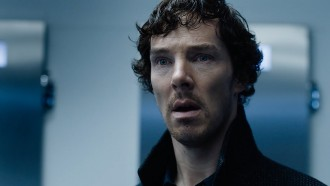 First trailer from Sherlock's fourth season