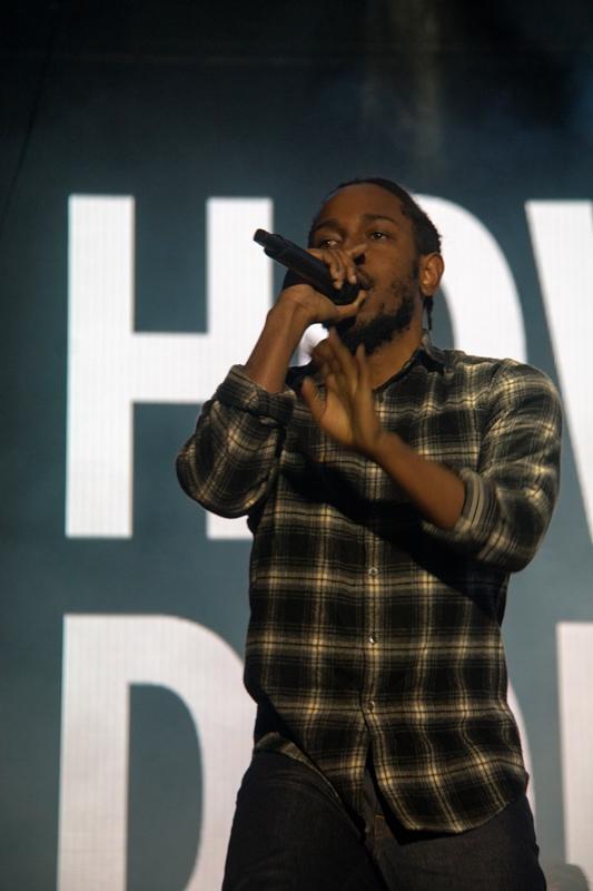 FIB 2016 - Kendrick Lamar