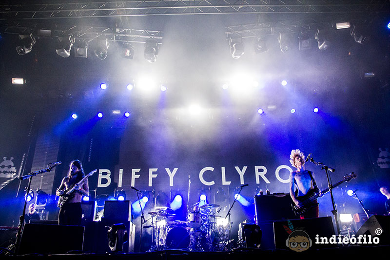 Biffy Clyro - Lowlands 2016