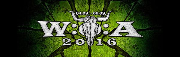 Wacken Open Air Festival 2016 en streaming