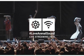 Arenal Sound 2016 en streaming