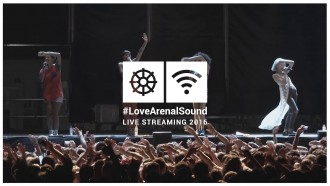 Arenal Sound 2016 livestream
