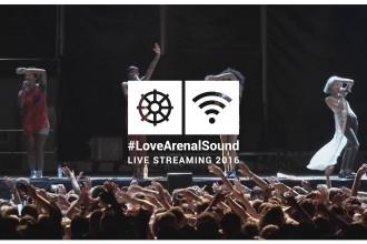 Arenal Sound 2016 livestream