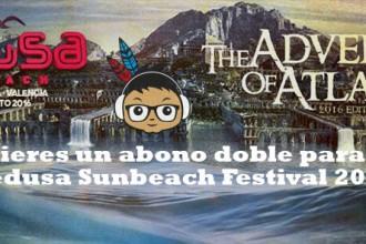 Sorteo medusa sunbeach festival 2016 Indieofilo