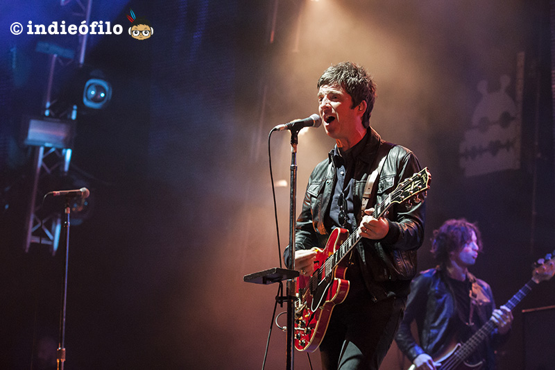 Noel Gallagher presenta nuevo single