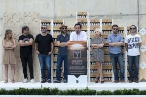 Broche de oro a los conciertos de cerveza Alhambra